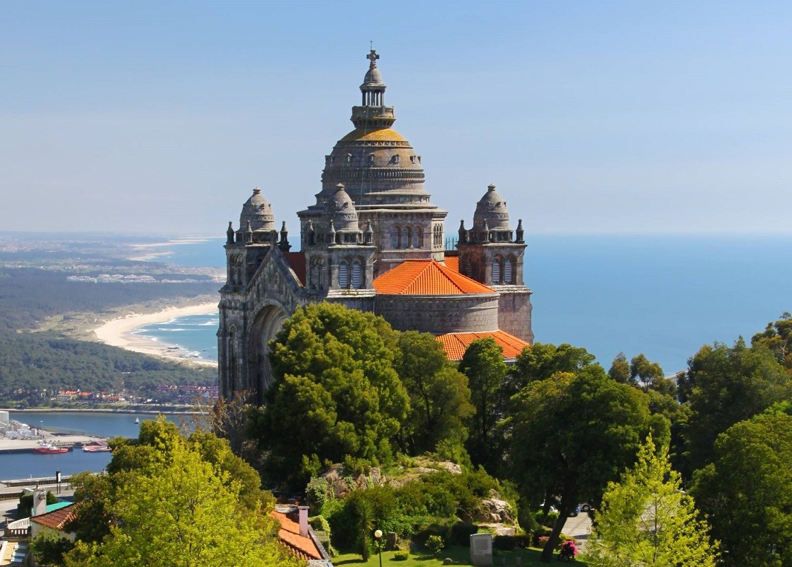 Viana do Castelo Castle Portugal